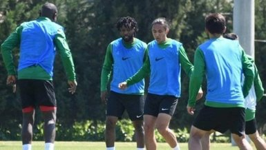 Bursaspor'da Yılport Samsunspor maçı hazırlıkları başladı