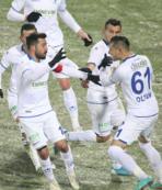 Beşiktaş Erzurum'da kaybetti!
