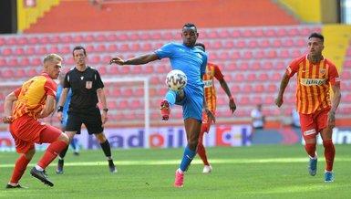 Kayserispor 1-3 BB Erzurumspor | MAÇ SONUCU