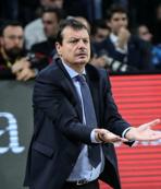 Ergin Ataman: Oyuncularımla gurur duyuyorum