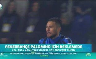 Fenerbahçe'de transfer bekleyişi! Luis Palomino...
