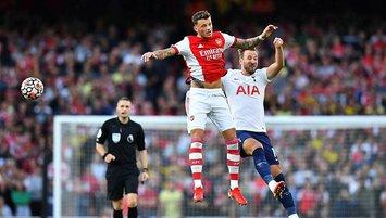Londra derbisinde gülen taraf Arsenal!