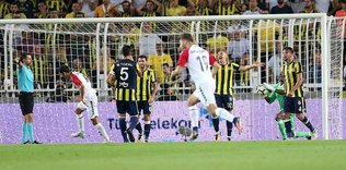Fenerbahce ousted from Europa League