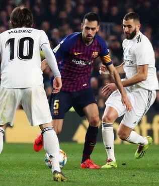 Barcelona ile Real Madrid El Clasico tarihinde anlaştı