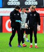 Beşiktaş Malmö maçına hazır
