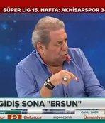 """Erman Toroğlu: """"İkinci film de böyle biterse Ali Koç gider"""""""