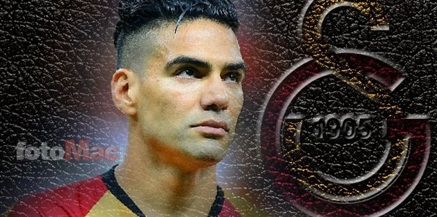 Galatasaray'a tarihi transfer şoku! Meğer Falcao... Galatasaray son dakika haberleri