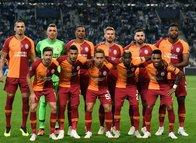 Porto - Galatasaray maçından görüntüler