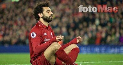 Yılın transferini böyle duyurdular! Mohamed Salah... Transfer haberleri