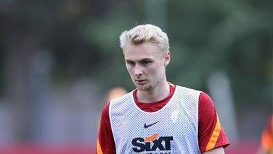 Son dakika spor haberleri | Galatasaray'da büyük soru işareti! Victor Nelsson...