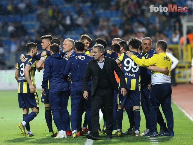Fenerbahçe'den sürpriz transfer hamlesi!