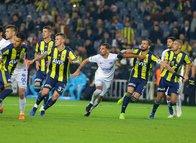 Fenerbahçe - Kasımpaşa maçında kareler