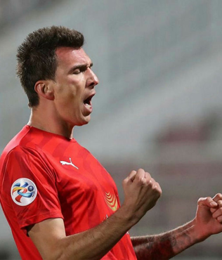 Mandzukic transferinde flaş gelişme! Galatasaray ve Fenerbahçe...