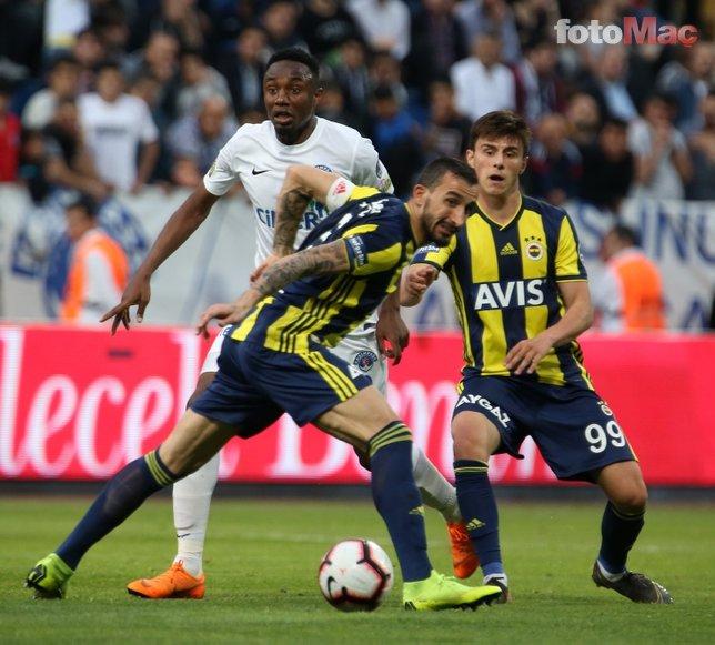 Mehmet Topal imzayı atıyor! Galatasaray...