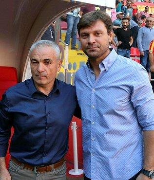 """Kayserispor Teknik Direktörü Ertuğrul Sağlam: """"Oyuna hakim olamadık"""""""