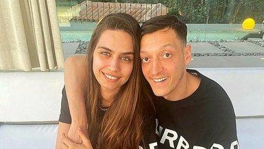 Son dakika FB haberleri   Mesut Özil'den kayınvalidesine jest!