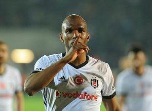 Beşiktaşlı Ryan Babel rekor kırdı
