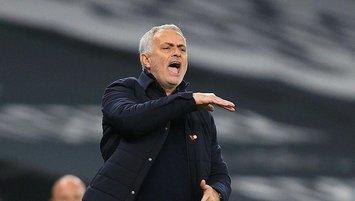 Jose Mourinho sonunda isyan etti!