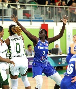 OGM Ormanspor: 79 - 82 Basket Landes