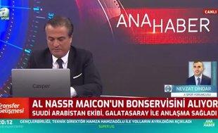 Al Nassr Maicon'un bonservisini Galatasaray'dan aldı!