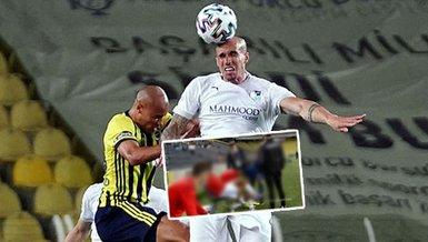Son dakika spor haberleri: Fenerbahçe BB Erzurumspor maçına damga vuran an! Ricardo Gomes oyuna girmeyi reddetti!