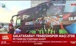 Trabzonspor kafilesi stadyuma ulaştı | İZLEYİN