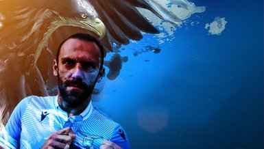 Lazio'dan Vedat Muriqi paylaşımı! 'Hoşgeldin korsan!'