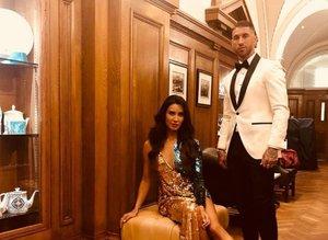 Ramos Ronaldo'yu düğününe davet etmedi!