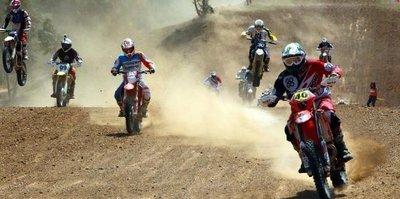 Türkiye Motokros Şampiyonası Fethiye'de