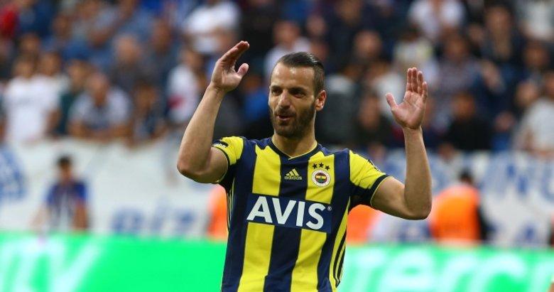Fenerbahçe'den ayrılan Soldado'nun yeni takımı belli oluyor! Görüşmeler başladı