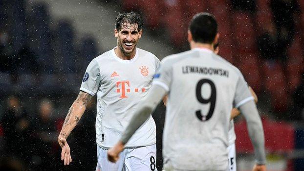 Bayern Münih'te bir devir sona eriyor! Javi Martinez... #