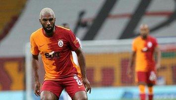 Galatasaray'da mecburen Babel