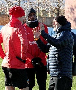 Kayserispor'da Akhisarspor hazırlıkları hız kazandı