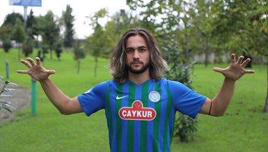 Çaykur Rizespor Can Muhammet Vural'la 5 yıllık sözleşme imzaladı