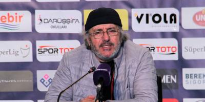 Mustafa Reşit Akçay: Skor açısından mutluyuz