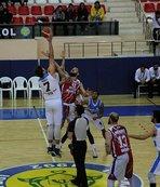 Haliliye basketbol takımında play off sevinci