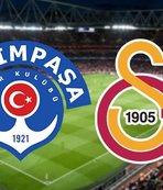 Kasımpaşa - Galatasaray   CANLI