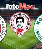 Fenerbahçe - Atiker Konyaspor | CANLI