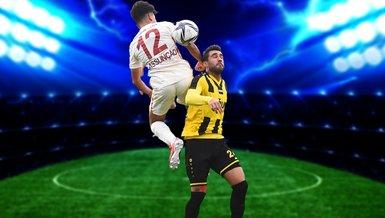 Galatasaray-İstanbulspor: 3-3 (MAÇ SONUCU-ÖZET)