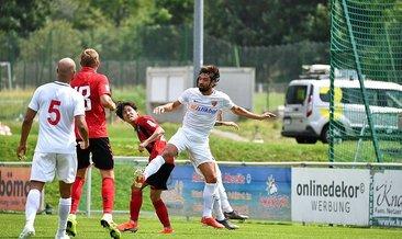 Kayserispor 0-2 SC Freiburg   MAÇ SONUCU