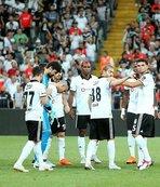 Beşiktaş, Avrupa'nın zirvesinde!