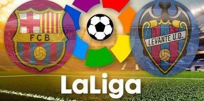 Barcelona kazanırsa şampiyon! Barcelona Levante maçı ne zaman saat kaçta hangi kanalda? CANLI yayın bilgileri...