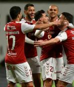 Sporting Lizbon'u eleyen Braga finalde!