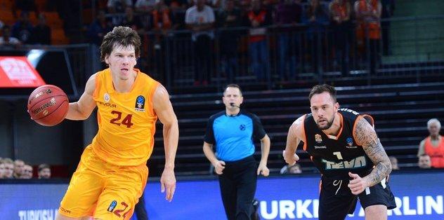 Galatasaray, Ratiopharm Ulm ile karşılaştı