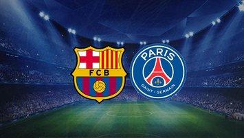 Barcelona-Paris Saint-Germain | CANLI