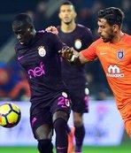M. Başakşehir ile Galatasaray 21. randevuda
