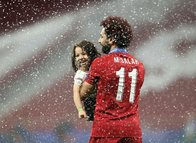 Mohamed Salah'a büyük şok! Finali kazandı ama...