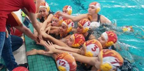 Galatasaray Sutopu takımı İskenderun'u 11-3 mağlup etti