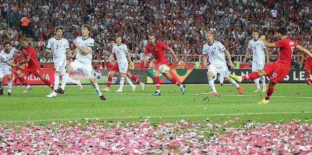 Maç sonucu | Türkiye 1-2 Rusya | ÖZET - UEFA Uluslar Ligi nedir?