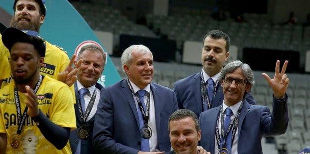 Obradovic: Takımımla gurur duyuyorum